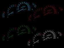 LETRONIX LED Tachobeleuchtung Farbig Opel Vectra B Omega B Frontera B KEIN LÖTEN