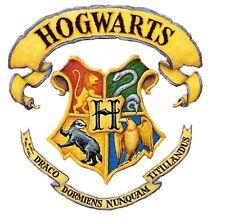 Harry Potter Hogwarts Logo Iron on Tee T-Shirt Transfer