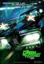 70872 The Green Hornet Seth Rogen Jay Chou hristoph FRAMED CANVAS PRINT Toile