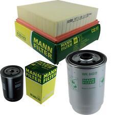 MANN-Filter Inspektions Set Ölfilter Luftfilter Kraftstofffilter MOLK-9731124