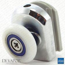 Di Vapor (R) Fisso Porta Della Doccia Cam Ruote 6mm a 8 mm Vetro 22mm/23mm/24mm