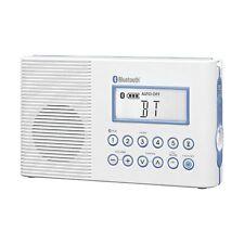 Sangean H202 AM/FM/Weather Digital tuned Waterproof/Shower Radio with Bluetooth