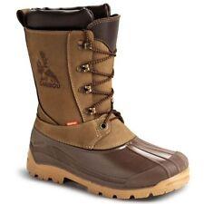 Scarpe Stivali Da Caccia Da Uomo Snowboots Pesca Da Passeggio VOYAGER Outdoor PIOGGIA TG UK