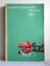 I MANDARINI -   Simone de Beauvoir   ANNO 1965
