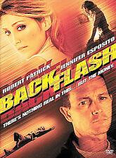 Backflash Robert Patrick Jennifer Esposito  (DVD, 2002) WS