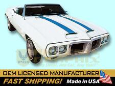 1969 Pontiac Firebird Trans Am Stencil Decals & Stripes Kit