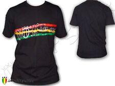 Tee Shirt Rasta Lion Zion  Jah Star Wear Line