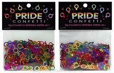 Pride Confetti Matrimonio Gay Lesbiche LGBT Pacs Hen Night Addio al Celibato