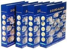 Leuchtturm Münzalbum NUMIS, für 2-Euro-Gedenkmünzen Band 1 - 6