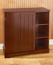 Beadboard Storage Unit Organize Kitchen Bathroom Cabinet Without Baskets 3 Color