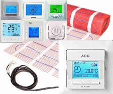 TWIN SFH 200w Premium Elettrici Riscaldamento Pavimento m² 1 3 5 4 5 6 7 8 9 12 mq