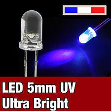 405# LED UV 5mm ultra violet
