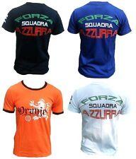 TICILA Fussball WM EM Fan Designer Marken Fanshirt T-Shirt Trikot S/M/L/XL/XXL