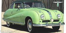 Austin A90 / A-90 ATLANTIC SPEC SHEET / Brochure: 1951,1952,