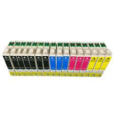 16 Drucker Patrone für epson SX125 SX130 SX230 SX235W SX420W SX435W BX305F 7333