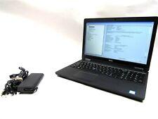 "Dell Latitude 5580 15.6"" FHD Quad Core i7-7820HQ 2.9GHz 16GB DDR4 512GB SSD BT"