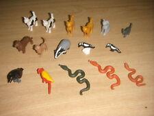 Playmobil, ANIMALES, LOTE DE ANIMALES, VER FOTO