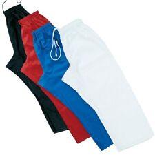 Playwell Karate PolyCotton Trousers Bottoms Adults Childrens Kids Pants Training