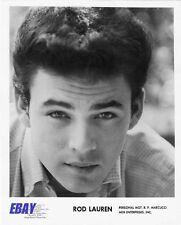 Rod Lauren sexy pop idol VINTAGE Photo circa 1963