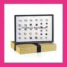 Boucles d'oreilles Avon Aaralyn : 16 paires au choix ou écrin coffret complet