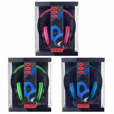 Stereo Kopfhörer Kabellänge: 1,20 m  verschiedene Farben
