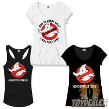 Ghostbusters Die Geisterjäger Geist Ghost Logo Retro 80s Frauen Women Original