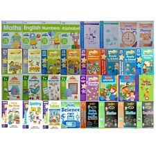 Casa De Aprendizaje Educativo libro, los niños en edad preescolar KS1, KS2, edades 3-11 AÑOS, NUEVO