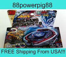 Takara Beyblade BB105 Big Bang Pegasis F:D 4D System US Seller