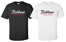 """Bibleist"" T-Shirt christian bible golf believer jesus christ lord faith in god"