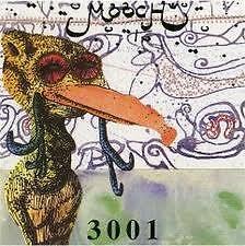 MOOCH- 3001 (AMBIENT-DANCE). CD.