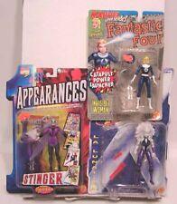 Lot 3 Action Figures MARVEL COMICS X-Men Fantastic Four