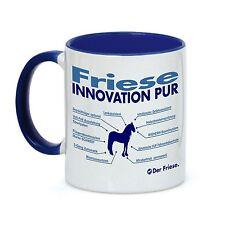 Tasse INNOVATION - FRIESE Pferd reiten Kaffee Pferde Teileliste Siviwonder