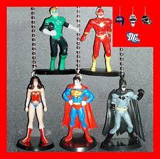 DC COMICS JUSTICE LEAGUE CEILING FAN PULLS–CHOOSE 2 FIGURES–SUPERMAN, FLASH, ETC