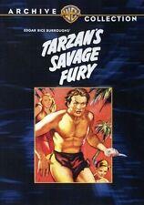 Tarzan's Savage Fury DVD (1952) - Lex Barker, Dorothy Hart, Patric Knowles