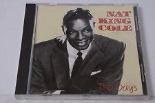 NAT KING COLE - TRIO DAYS - CD