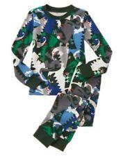NWT Gymboree Gymmies Dragon Camo Pajamas Size 12-18 months