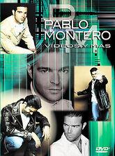 Pablo Montero: Videos y Mas DVD