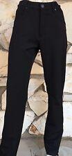 Men's Dancer Companeros Stretch Fabric Pants - Black and Navy Blue 5 Pocket Cut