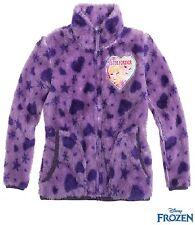 Frozen -Die Eiskönigin - Coral Fleece Jacke pink oder lila **NEU**