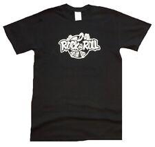 ROCK N'ROLL Rockabilly Psychobilly T-Shirt S