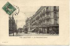 BELFORT VIII boul carnot