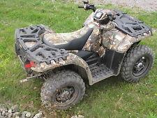 polaris sportsman 850 XP 550 XP 1000xp 1000 xp camo /black seat  cover
