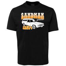 New Black Sandman Groovin 1970s T Shirt Size S -5XL +7XL