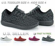 Kids Toddler Sneakers Boys Girl Running Walking Shoes Mesh Upper Athletic School