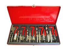 Kit de Réparation Filetage  131 pcs   Coffret Type Helicoil   M5 M6 M8 M10 M12