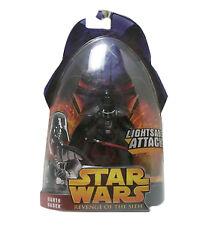 Hasbro Star Wars E3 Revenge Of The Sith 11 Darth Vader Lightsaber Attack... f-96