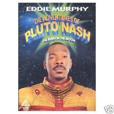 the Adventures Of Pluto Nash - DVD R2 PAL - Man on the Moon - Eddie Murphy - New
