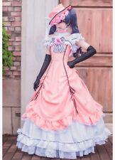 Black Butler Book of Atlantic Ciel Phantomhive Victorian Dress Cosplay Costumes