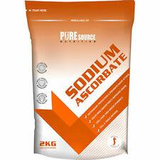 Sodium Ascorbate Powder ( Vitamin C ) - 100% Pure Source Nutrition