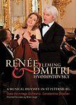 Renee Fleming/Dmitri Hvorostovsky: A Musical Odyssey in St. Petersburg FREE Ship